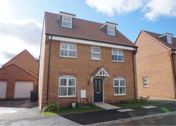 Thumbnail 5 bed detached house to rent in Stanier Drive, Nottingham