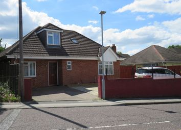 Thumbnail 4 bed detached bungalow for sale in Rossmore Road, Parkstone, Poole