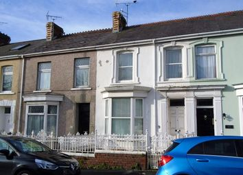 Thumbnail 3 bed terraced house for sale in Glenalla Road, Llanelli, Carmarthenshire