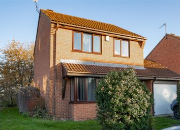 Thumbnail 3 bed property for sale in Crusader Drive, Sprotbrough, Doncaster