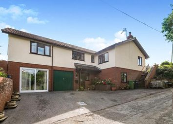 Thumbnail 4 bed detached house for sale in Exeter, Devon, .