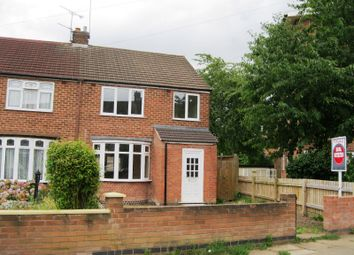 Thumbnail 3 bed end terrace house for sale in Sadler Road, Radford, Coventry