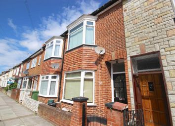 Thumbnail 5 bed terraced house to rent in Bramshott Road, Southsea