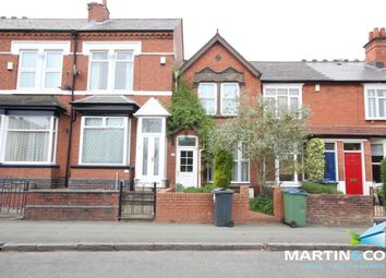 Thumbnail 3 bed terraced house to rent in Wigorn Road, Bearwood
