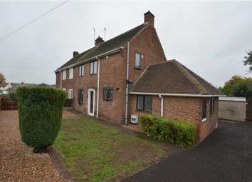 Thumbnail 3 bed semi-detached house for sale in Devonshire Road, Harworth, Doncaster