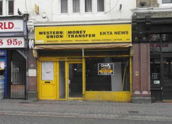 Thumbnail Retail premises to let in High Road, Leytonstone, London