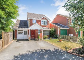 Thumbnail 3 bed detached house to rent in Rodmel Court, Farnborough, Hampshire