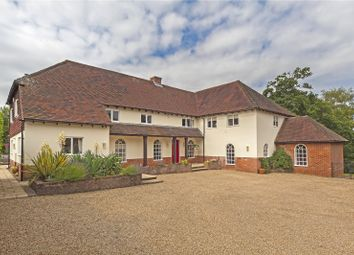 Thumbnail 7 bed detached house for sale in Redlands Lane, Ewshot, Farnham