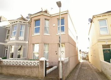 Thumbnail 4 bed end terrace house for sale in Peverell, Plymouth, Devon