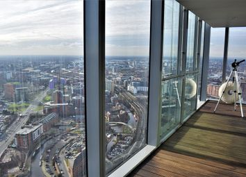 Thumbnail 3 bedroom flat for sale in Beetham Tower, 301 Deansgate, Manchester