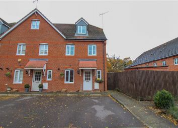 Thumbnail 3 bed end terrace house for sale in Poperinghe Way, Arborfield, Reading, Berkshire