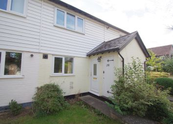 Thumbnail 2 bed terraced house to rent in Ash Meadow, Much Hadham