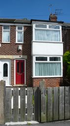 Thumbnail 2 bed terraced house to rent in Rockford Avenue, Hull