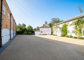 Manor Road, High Beech, Loughton IG10. 5 bed detached house