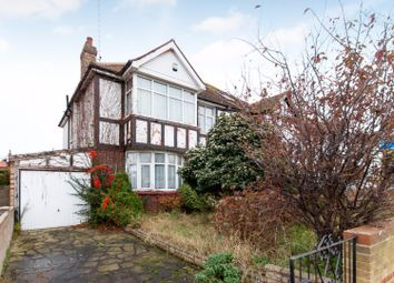 Thumbnail 3 bed semi-detached house for sale in Wellis Gardens, Margate