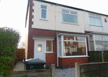 Thumbnail 3 bed semi-detached house to rent in Stanley Road, Bolton