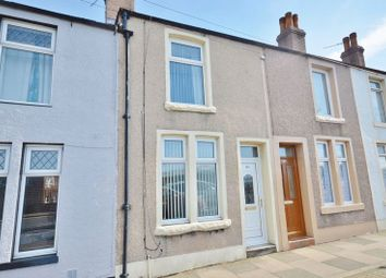 2 bed terraced house for sale in Ross View, Main Road, High Harrington, Workington CA14