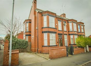 Thumbnail 5 bedroom end terrace house for sale in Derby Road, Salford