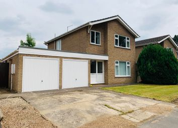 3 bed detached house to rent in Ladywood Road, Spalding PE11