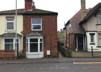 Thumbnail 3 bed end terrace house to rent in Fishtoft Road, Boston