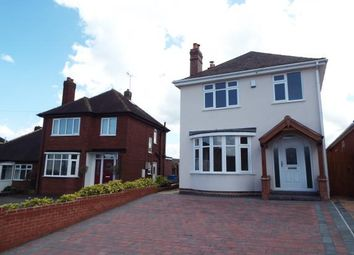 Thumbnail 4 bed detached house for sale in Littlewood Road, Walsall, West Midlands