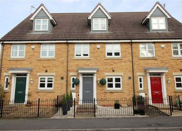 Thumbnail 4 bed town house for sale in Hall Farm Way, Smalley, Derby