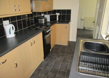 Thumbnail 5 bed town house to rent in London Road, Newcastle Under Lyme, Staffordshire