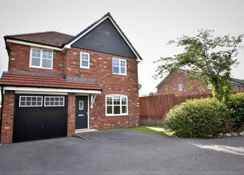 4 bed detached house for sale in Sanderling Way, Wesham, Preston PR4