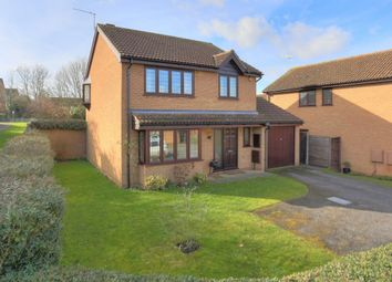 Thumbnail 3 bed detached house for sale in Holborn Close, St.Albans