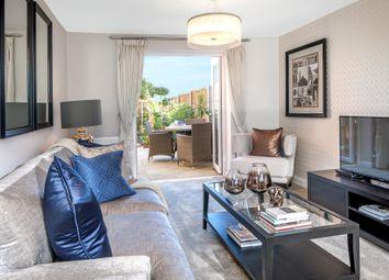 "Thumbnail 4 bed detached house for sale in ""Alderney"" at London Road, Hook"