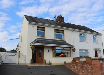 Thumbnail 3 bed semi-detached house for sale in Cloughreagh Park, Bessbrook