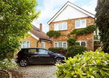 Thumbnail 4 bed detached house for sale in Westville Road, Thames Ditton, Surrey