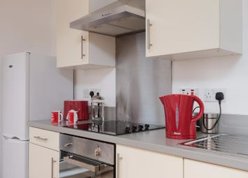 Thumbnail 1 bed flat for sale in Harper Road, London