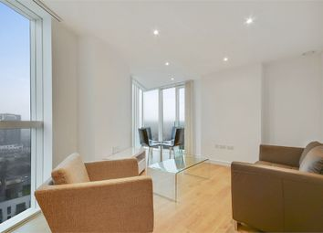 Thumbnail 1 bedroom flat for sale in Pinnacle Apartments, 11 Saffron Central Square, Croydon, Surrey