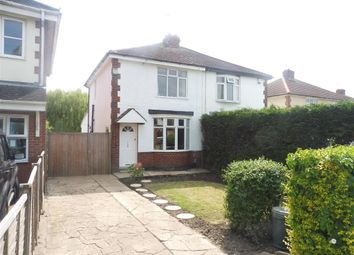 Thumbnail 3 bed semi-detached house for sale in Dale Road, Spondon, Derby