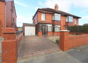 Thumbnail 3 bed property for sale in Knowle Avenue, Blackpool