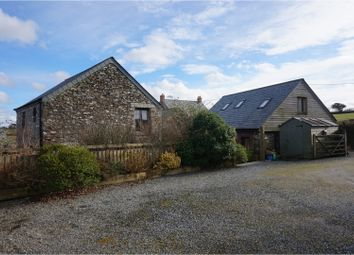 Thumbnail 5 bed barn conversion for sale in Altarnun, Launceston