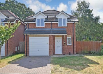 Thumbnail 4 bed detached house for sale in Gladys Avenue, Cowplain, Waterlooville, Hampshire