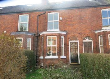 Thumbnail 3 bed terraced house to rent in Orchard Street, West Didsbury, Didsbury, Manchester