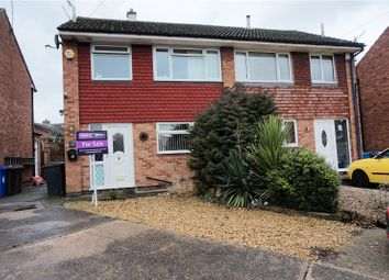 Thumbnail 3 bed semi-detached house for sale in Redland Close, Ilkeston