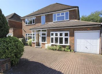 Thumbnail 4 bed detached house for sale in White Craig Close, Pinner