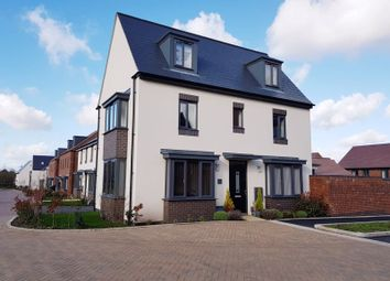 Thumbnail 4 bed detached house to rent in Bright Lane, Telford