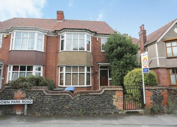 Thumbnail 4 bed semi-detached house for sale in Northdown Park Road, Margate