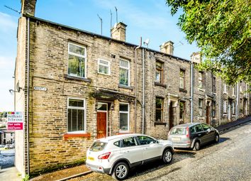 Thumbnail 2 bed end terrace house for sale in Mount Street, Sowerby Bridge