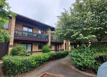 Thumbnail 2 bed flat for sale in Hallcroft Road, Whittlesey, Peterborough