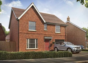 Thumbnail 4 bed detached house for sale in Dunmore Road, Little Bowden, Market Harborough