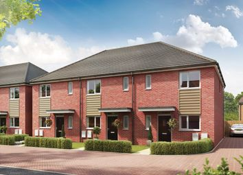Thumbnail 3 bed town house for sale in Chester Row, Newton-Le-Willows