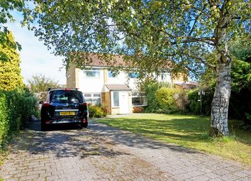 Thumbnail 4 bed semi-detached house for sale in St. Ambrose Close, Dinas Powys
