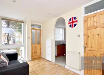 Thumbnail 4 bed end terrace house to rent in Dunston Road, Clapham Junction