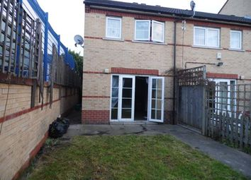 Thumbnail 2 bed end terrace house to rent in St. Asaph Road, London